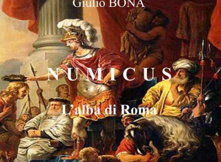 Numicus L'alba di Roma – Libro