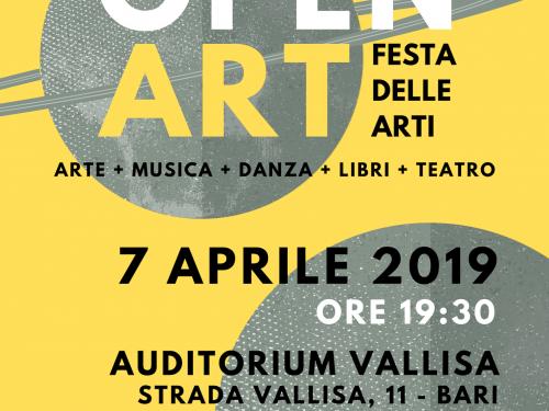 OpenArt – Festa delle Arti